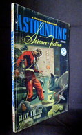 """""""ASTOUNDING SCIENCE FICTION""""  N°3 VOL. V British Edition Vintage Magazine S.F. March 1946 ! - Science Fiction"""