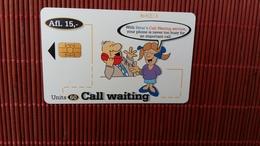 Nice Phonecard Aruba Used  Rare - Aruba