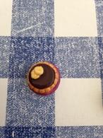Feve Gateau Charlotte Au Chocolat - Santons