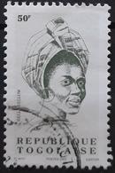 TOGO 1999 Bella Bellow Commemoration, 1945-1973. USADO - USED. - Togo (1960-...)