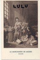 MÉTIER 9 : La Marchande De Modes Par Boucher : édit. Innothéra A Bulloz - Métiers