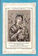 Image Pieuse: Religieuse - Notre Dame Du Perpétuel Secours: - Images Religieuses