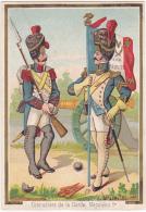 Chromo - Grenadiers De La Garde, Napoléon 1er - Autres
