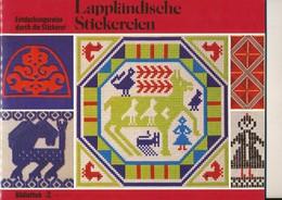 Lappländische  Stickerein - Point De Croix