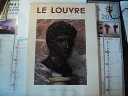 LE LOUVRE. ENSEMBLE DE PLANCHES SUR LA SCULPTURE GRECQUE. SNEP / ILLUSTRATION  MYSIE / THASOS / APOLLON / ATHENES / ... - Sculpturen