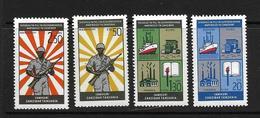 ZANZIBAR 1965 ANNIVERSAIRE DE LA REVOLUTION  YVERT N°324/27  NEUF MNH** - Zanzibar (1963-1968)