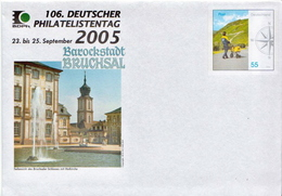 Germany Mint Postal Stationery Cover - Post