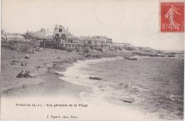Bp - Cpa PREFAILLES - Vue Générale De La Plage - Préfailles