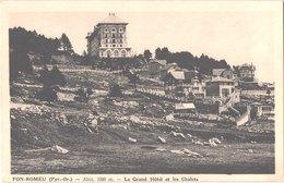 FR66 FONT ROMEU - Alt 1800 M - Le Grand Hôtel Et Les Chalets - Belle - France