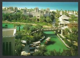 Madinat Jumeirah, UAE, View From Above - United Arab Emirates