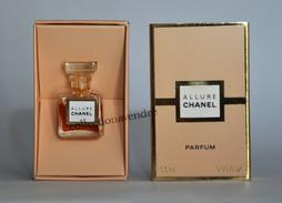 """CHANEL : Allure, Version 1996 """"épaules Tombantes"""" Parfum 1,5 Ml Avec Sa Boite, Parfait état - Modern Miniatures (from 1961)"""