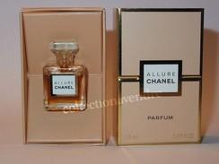 """CHANEL : Allure, Version 1996 """"épaules Horizontales"""" Parfum 1,5 Ml Avec Sa Boite, Parfait état - Modern Miniatures (from 1961)"""