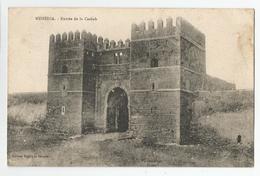 Maroc Mehedia Entrée De La Casbah Ed Elgali Et Jacquet - Autres