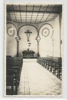 Tunisie Ste Croix De Thibar La Chapelle Carte Photo - Túnez