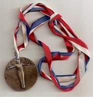 Médaille De Sports - Anneaux - DRAGO - France