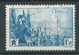FRANCE 1936 . N° 328 . Oblitéré . - France
