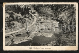 Postkaart / Postcard / Carte Postale / Houffalize / Route De La Roche / Photo Nels / Ed. Louis Dubé / 1947 / 2 Scans - Houffalize