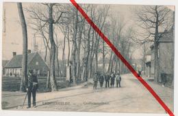 PostCard - Lichtervelde - Coolscampstraat - 1915 Feldpost - Lichtervelde