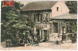 CPA  Montmartre, Le Lapin Agile Vers 1872, Cabaret Des Assasins (pk44651) - Otros