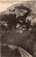 Rocher De Bonnes , Grottes Du Trassadon - Saint Antonin Noble Val