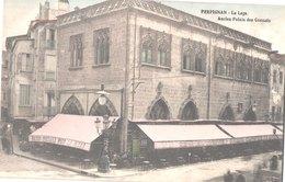 FR66 PERPIGNAN - Colorisée - La Loge - Ancien Palais Des Consuls - Belle - Perpignan