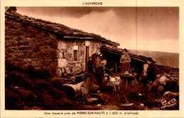 [63] Puy-de-Dôme / PIERRE  SUR  HAUTE /  LOT 233 - France