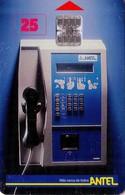 TARJETA TELEFONICA DE URUGUAY. 2a (ANTEL TELEFONO) (286) - Uruguay