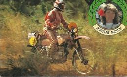 HONDA  MARTIN CHRISTINE - Sport Moto