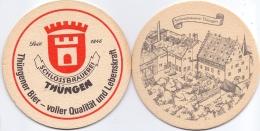 #D204-181 Viltje Schlossbrauerei Thüngen - Sous-bocks