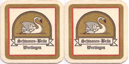#D204-221 Viltje Schwanenbräu - Sous-bocks
