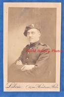 Photo Ancienne - PARIS - Portrait D'un Militaire Du 8e Régiment D' Artillerie à Identifier - Voir Bouton & Béret - War, Military