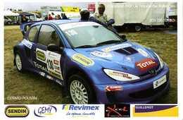 Peugeot 206 T3F Turbo (rallycross) - Rally Racing