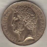 Médaille Louis Philippe I. Erection Des Tables Monumentales 1839 - Module Du Décime - France