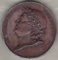 Médaille Mirabeau Au Panthéon. Paris. 1791. Le Démosthène Francois Par Galle - Unclassified