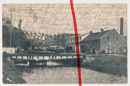 PostCard - Stekene - Brug En Kaai - 1914 - Briefstempel II. Landsturm-Inf. Bat. - Stekene