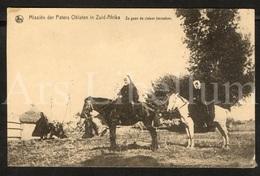 Postkaart / Postcard / Carte Postale / Zuid-Afrika / Missiën Der Paters Oblaten / Photo Nels / Unused - Afrique Du Sud