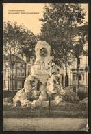 Postkaart / Postcard / Carte Postale / Blankenberge / Monument Henri Conscience / 1923 / 2 Scans - Blankenberge