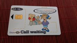 Phonecard Aruba Used - Aruba