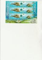 NOUVELLE - CALEDONIE -  FAUNE MARINE -LA VACHE MERINE -N° 898 A 899 NEUF XX 3 BANDES -ANNEE 2003 - Nouvelle-Calédonie