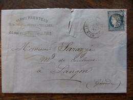 23.05.18-LAC De Paris Rue Du Pont Neuf Etoile  17 Sur N°60,illustré - Postmark Collection (Covers)