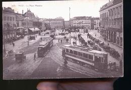 NICE LES TRAM - Traffico Stradale – Automobili, Autobus, Tram