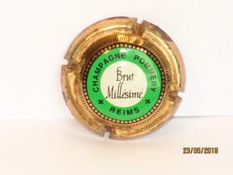 Capsules Ou Plaques De Muselet CHAMPAGNE Pommery Reims Brut Millésimé - Pomméry