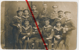 Original Foto - Wilhelmshaven - 1915 - Matrosen - Wilhelmshaven
