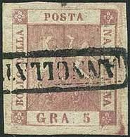 Gr.5 I Tav. N.8 - Sassone N.8 - Naples