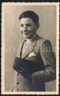 Photo / Foto / Photograph / Communie / Communion / Boy / Garçon / Postcard Size - Photographie
