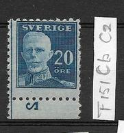 1920 MNH Sweden, - Ungebraucht