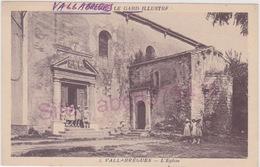 VALLABREGUES L'église - Otros Municipios