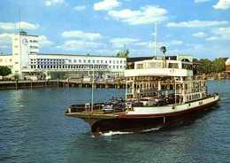 Friedrichshafen : Fahrschiff Schussen - Friedrichshafen