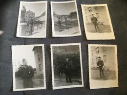 6 Photo Un Militaire . - Documents