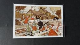 """Chemin De Fer: Numéro TRV-BL20 """" Les 100 Ans De La Gare De Heide- Bob&Bobette """" - Autres"""